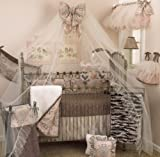 Cotton Tale Designs 8 Piece Crib Bedding Set, Nightingale thumbnail