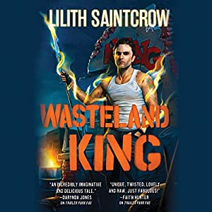 Wasteland King Audiobook