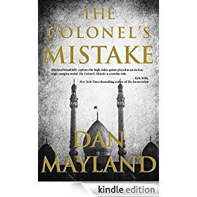 The Colonel's Mistake (A Mark Sava Spy Novel)