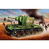 1/35 ソビエト KV-2重戦車
