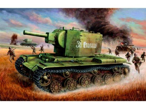 Trumpeter 1/35 Soviet KV2 Tank (1 35 Japanese Tank compare prices)