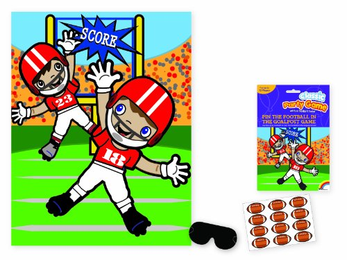 Pin The Ball Football