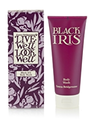 Emma Bridgewater Black Iris Body Wash 200ml