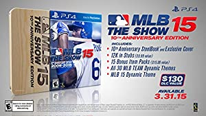 MLB15 The Show 10th Anniversary Edition - PlayStation 4