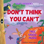 Children's Books: Don't Think You Can...