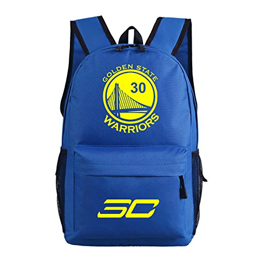 Cheapest Prices! Differ Backpacks Stephen Curry the golden state warriors 30 Backpack Schoolbag Lapt...