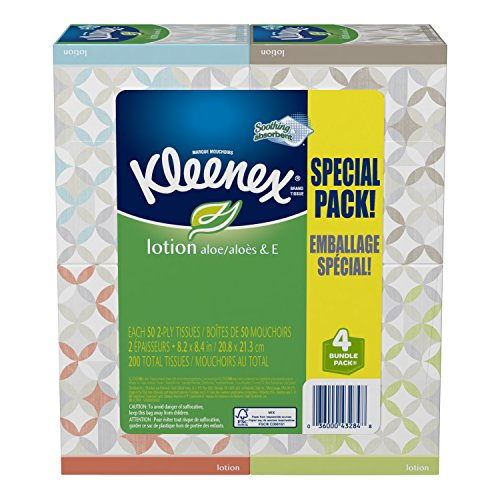 kleenex-tissues-with-lotion-white-low-count-upright-50-count-4-pack