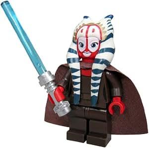 lego star wars minifigur shaak ti aus dem bausatz 7931 mit laserschwert jedi. Black Bedroom Furniture Sets. Home Design Ideas