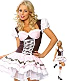 Sexy Ale Girl - Women's Waitress Sexy Halloween Costumes