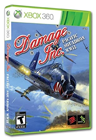 Damage Inc., Pacific Squadron WWII