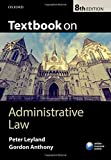 img - for Textbook on Administrative Law, 8th Ed. book / textbook / text book