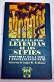 img - for Leyendas de los suf es: historias de la vida y ense anzas de Rumi book / textbook / text book