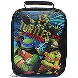 Teenage Mutant Ninja Turtles 3-D Lunch Kit Turtles With Attitude