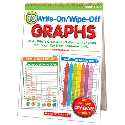 scholastic-9780439720878-write-on-wipe-off-graph-charts-025-height-15-width-2075-length