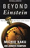 img - for Beyond Einstein: The Cosmic Quest for the Theory of the Universe book / textbook / text book