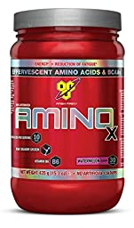 BSN AMINO X - Watermelon, 15.3 Ounce, 30 Servings