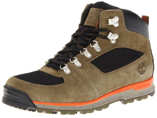 Timberland Men's GT Scramble Mid Hiking Boot,Olive Green,8.5 M US
