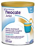 Best Deals Neocate Junior Unflavored (case of 4 cans)