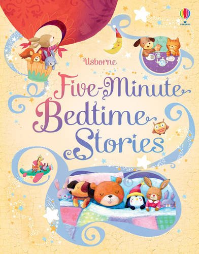 Five-Minute Bedtime Stories (Illustrated Story Collections)