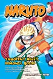 Naruto: Innocent Heart, Demonic Blood (Novel) (1421506033) by Masatoshi Kusakabe