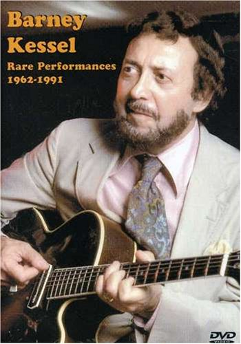 Barney Kessel - Rare Performances [1995] [DVD] [NTSC]