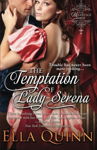 The Temptation of Lady Serena [Quinn, Ella] (Tapa Blanda)