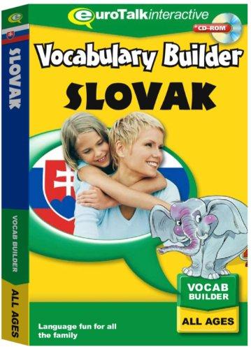 Vocabulary Builder Slovak (PC CD)