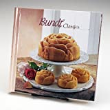 Nordic Ware Hard Cover Bundt Cookbook with 150 Recipes