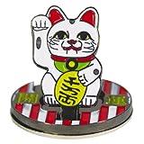 フリップアップマーカー 招き猫