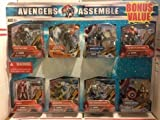 Avengers (アベンジャーズ) Assemble Bonus Value フィギュアs (Toy フィギュアs VARY)(AGE 4 AND UP)(並行輸入)
