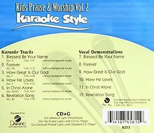 Daywind Karaoke Style: Kids Praise & Worship Volume Two
