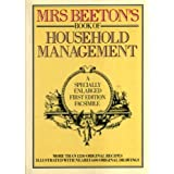 MrsBeeton&#39;s Book of Household Management:  A Specially Enlarged First Edition Facsimileby Mrs. Beeton