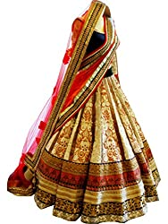 Meet Enterprise Multi Colour Bridal Lehenga Choli