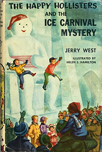 The Happy Hollisters and the Ice Carnival Mystery