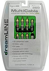 Xbox 360 Multi Cable