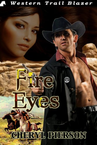 Book: Fire Eyes by Cheryl Pierson