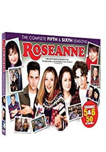 Roseanne: The Complete Fifth & Sixth Seasons