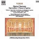 "Choeurs d'op�ra ""Nabucco"", ""Don Carlo..."