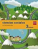 img - for Ciencias sociales. 3 Primaria. Savia. Extremadura book / textbook / text book