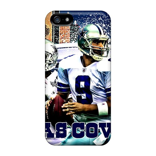 Cute Appearance Cover/Tpu Qlovkuc3242 Dallas Cowboys Case For Iphone 5/5S