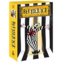 Beetlejuice The Complete Series On DVD