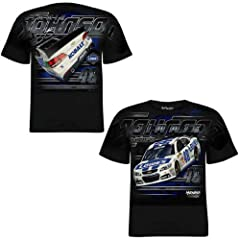 Jimmie Johnson Chase Authentics Total Print T-Shirt by Chase Authentics