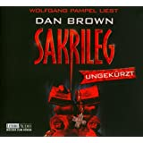 """Sakrileg: Ungek�rzte Lesungvon """"Dan Brown"""""""
