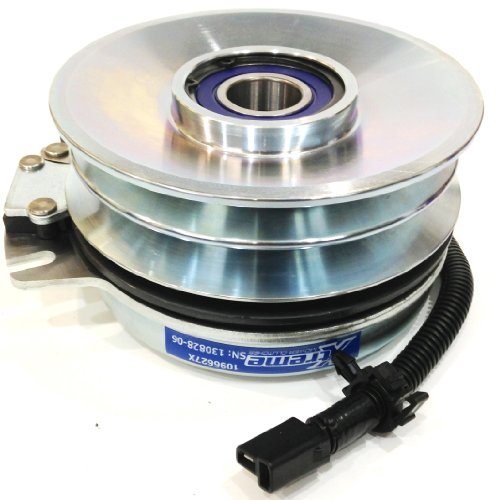 Replaces Exmark 103-0083 Electric PTO Blade Clutch - Free Upgraded Bearings image