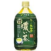 伊藤園 おーいお茶 濃い茶 1L×12本