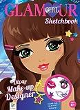 Diva Make-Up Designer Sketchbook! (Glamour)