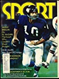 Sport Magazine December 1972 (Fran Tarkenton cover & feature) (Vol. 54, No. 6)