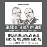img - for Fundamental Analysis, Value Investing, and Growth Investing book / textbook / text book