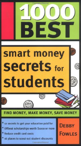 1000 Best Smart Money Secrets for Students (1000 Best)
