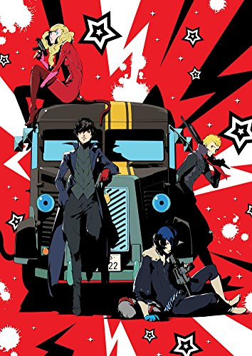 PERSONA5 The Animation -THE DAY BREAKERS-(...[DVD]